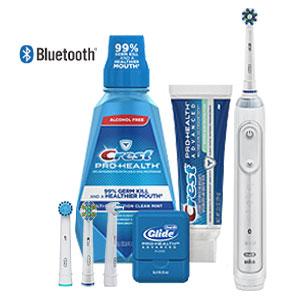 Oral-B Electric Power Toothbrush Bundle